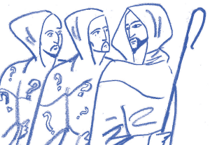 Cleophas - dessin